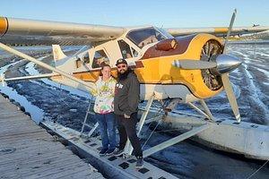 Seaplane Adventures - Sunset Champagne Tour