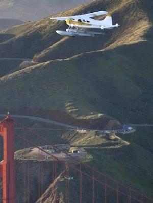 Seaplane Adventures - Golden Gate Tour