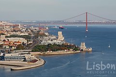 Lisbon DISCOVERIES TOUR- Flight over Belem and the Tagus River
