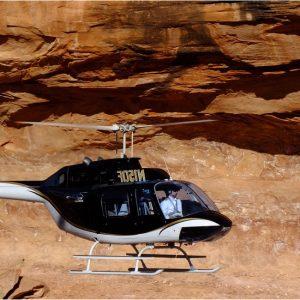 Bear Wallow Run – Helicopter Tour of Sedona