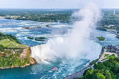 Niagara Falls Day Trip from Manhattan by Helicopter
