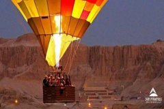 Trip Hot Air Balloon Ride in Luxor, Egypt