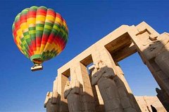 Sunrise Hot Air Balloon Tour from Luxor
