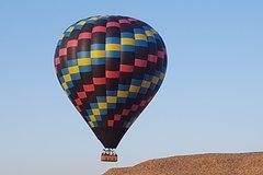 Vegas Hot Air Balloon Flight with Breakfast at Pampas Brazillian Grille