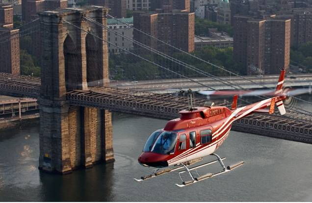 The 25 Minute Grand Helicopter Tour