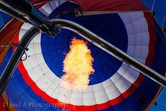 Semi Private Sunrise Balloon Flight - 1 hour