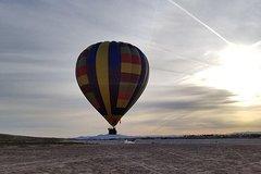 Vegas Sunrise Balloon Flight - Breakfast + Wine Tasting & Champagne