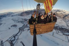 Hot Air Balloon Barcelona