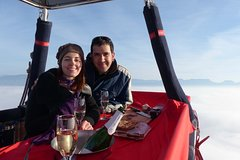Exclusive VIP Hot-air Balloon Experience with True Catalonian Brunch as a local
