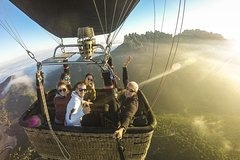 Montserrat Hot-Air Balloon Experience & Monastery Visit - Premium Small Group