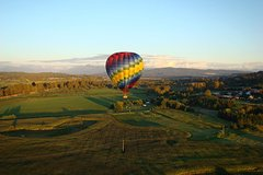 Cascade View Sunrise Balloon Ride