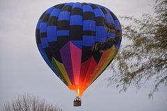Sunset Sonoran Desert Hot Air Balloon Ride from Phoenix