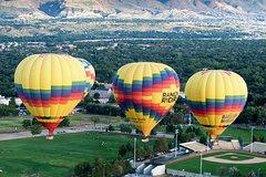 Colorado Springs Sunrise Balloon Ride