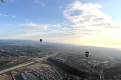 Santa Barbara/Santa Ynez Hot Air Balloon Flight