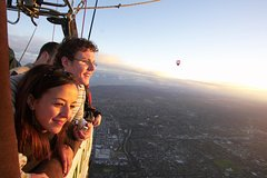 Hot Air Balloon flights in NorthernTasmania - Ballooning in the Natural State