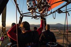Balloon Flights in Northern Tasmania