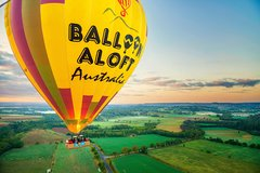 Hot Air Ballooning Over Sydney Macarthur Region Including A Champagne Breakfast