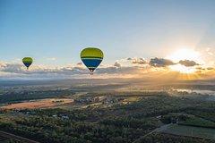 Hot Air Balloon Flight at Sunrise - with Port Douglas Transfers