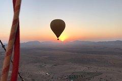 Hot Air Balloon Excursion in Agadir