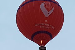 Hot Air Balloon Flight over Marrakech with Traditional Breakfast