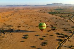1-Hour VIP Morning Hot Air Balloon Flight from Marrakech with Breakfast