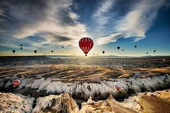 Cappadocia Hot Air Balloon with Small Group City Tour