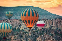 Turkey Hot Air Balloon Tour in Cappadocia