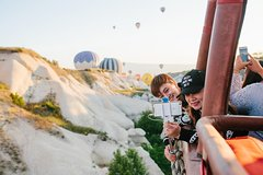 Cappadocia Tour with optional Sunrise Hot Air Balloon Ride