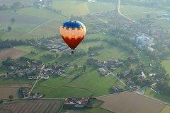 Hot Air Balloon Flight Milan - Sunset