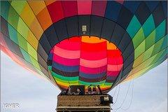 Hot Air Balloon Flight Milan - Sunrise