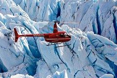 1-Hour Glacier Flightseeing Tour