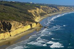 Helicopter Tour - Oceanside to La Jolla Cove and back!