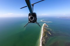 Helicopter Tour of Clearwater Beaches, Sand Key and Belleair Country Club