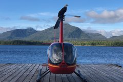Ketchikan Helicopter Tour, Mahoney Falls