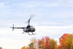 Hudson Valley Fall Foliage Helicopter Tour from Westchester