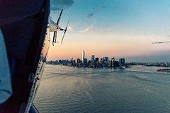 New York City Open-Door Helicopter Flight