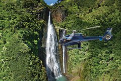 Best of Kauai Land & Helicopter Combo Tour from Oahu