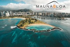 """The Oahu """"VIP Experience"""" - 60 Minute Guaranteed Private Helicopter Tour"""