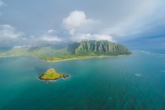 """The Oahu """"Magnum PI Experience"""" - 50 Minute Helicopter Tour"""