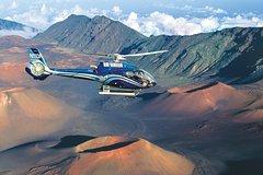45-Minute Scenic Maui Helicopter Tour of Hana and Haleakala