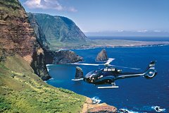 45-Minute Scenic West Maui and Molokai Helicopter Tour