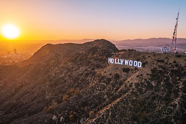 LA Red Carpet Helicopter Tour