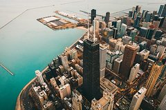 Chicago Private 15 Minute Helicopter Tour For Two