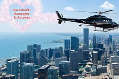Chicago Romance Helicopter Tour