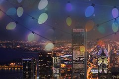 Chicago Holiday Lights Helicopter Tour For 4