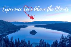 Love Above the Clouds - South Lake Tahoe Airport