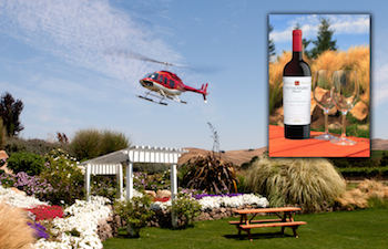San Francisco Wine Country Helicopter Tour