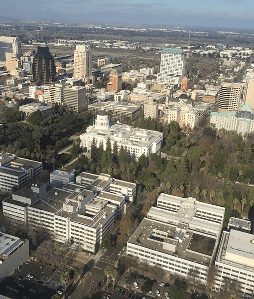 Sacramento Helicopter Capitol Tour