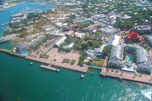 Key West Island Helicopter Tour