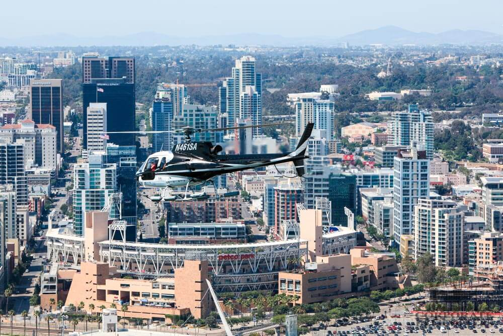 San Diego Delight Helicopter Tour